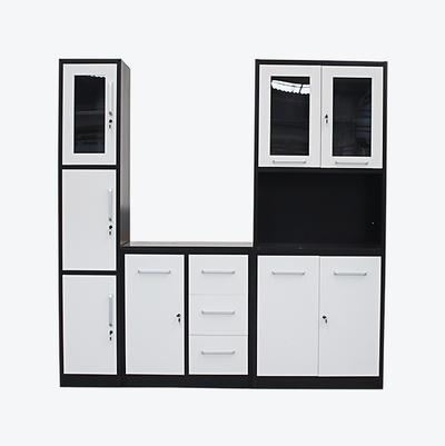 steel wardrobe furniture 2 door Fashion design high quality