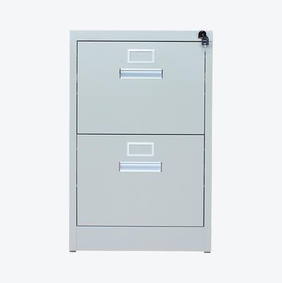 Metal 2 drawer file cabinet School Office folder Organizer fireproof