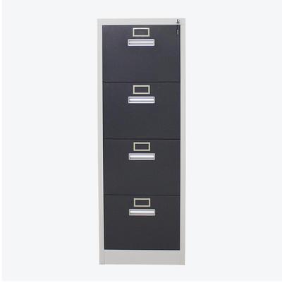 4 drawer file cabinet Under Office Desk Filing Pulling Drawer